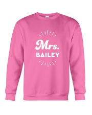 Mrs Bailey Crewneck Sweatshirt thumbnail