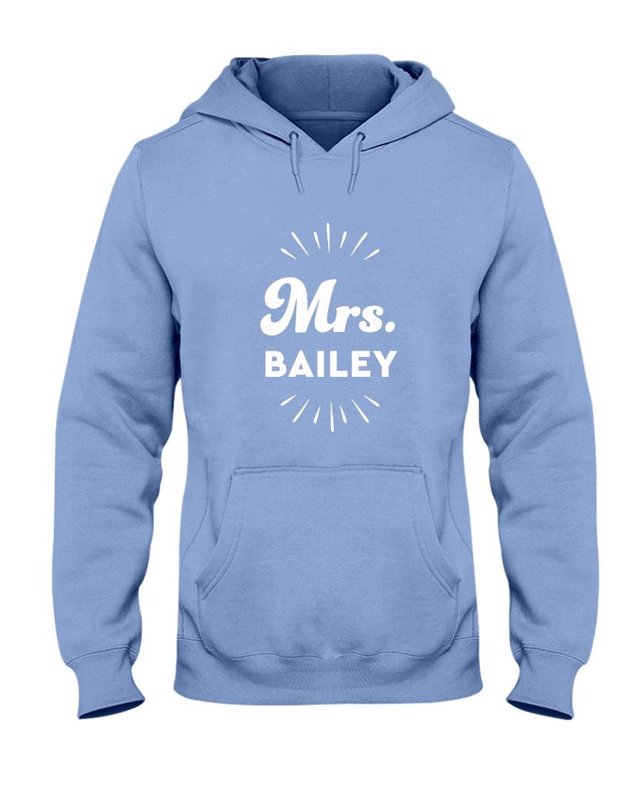 Mrs Bailey Hooded Sweatshirt