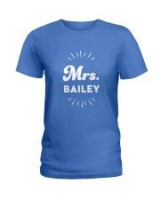 Mrs Bailey Ladies T-Shirt thumbnail