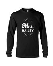 Mrs Bailey Long Sleeve Tee thumbnail
