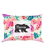 Mama bear floral Rectangular Pillowcase thumbnail