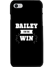 Bailey for the Win Phone Case thumbnail