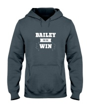 Bailey for the Win Hooded Sweatshirt thumbnail