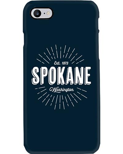 Spokane shine
