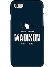 Madison winsconsin USA Phone Case i-phone-7-case