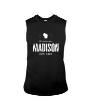 Madison winsconsin USA Sleeveless Tee thumbnail
