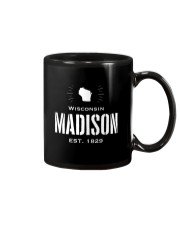 Madison winsconsin USA Mug thumbnail