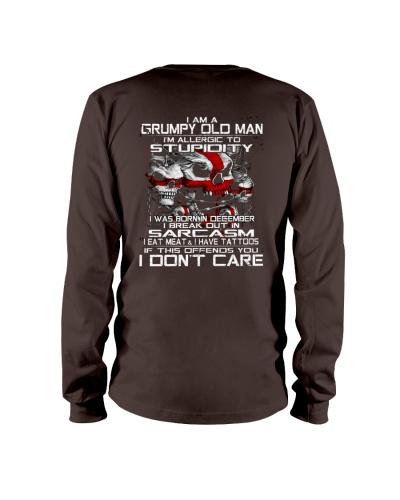 OLD MAN GRUMPY 12