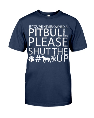 Pitbull Owners and Lovers New Design