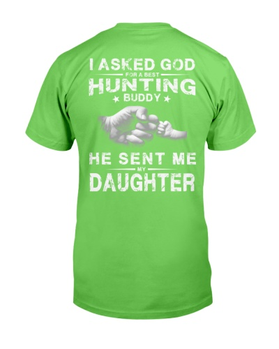 HE SENT ME MY DAUGHTER- HUNTING love