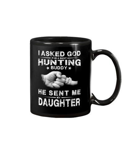 HE SENT ME MY DAUGHTER- HUNTING love
