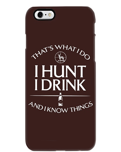 THAT'S WHAT I DO - HUNTING