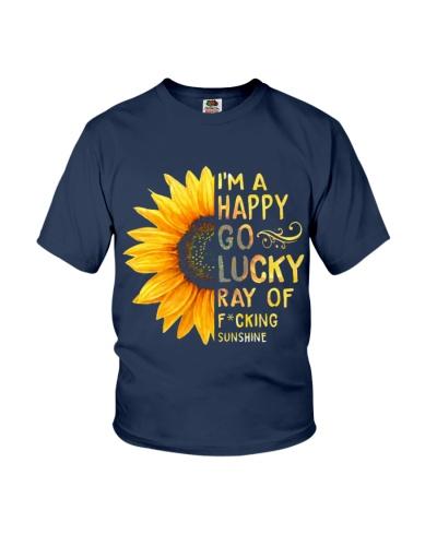I'M A HAPPY GO LUCKY