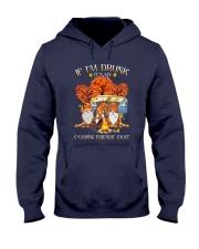 Camping - If Im Drunk Hooded Sweatshirt thumbnail