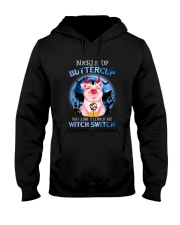 Pig - Buckle Up Buttercup Hooded Sweatshirt tile