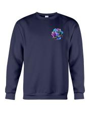 Suicide - Never Give Up 2 Sides Crewneck Sweatshirt tile