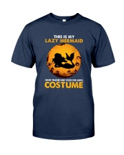 Mermaid - This Is My Lazy Costume Classic T-Shirt tile