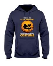 Mermaid - This Is My Lazy Costume Hooded Sweatshirt tile