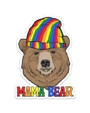 Sricker-LGBT - Mama Bear Sticker - Single (Vertical) front