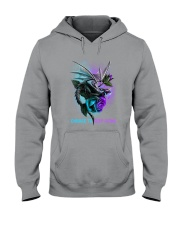 Suicide Prevention - Choose To Keep Going Hooded Sweatshirt thumbnail
