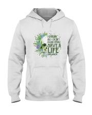 Sk - Gardening - Save A Life Hooded Sweatshirt thumbnail