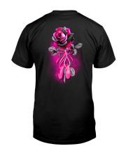 Ballet Rose 2 Sides Classic T-Shirt back