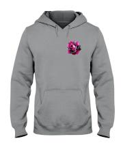 Ballet Rose 2 Sides Hooded Sweatshirt thumbnail