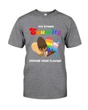 LGBT- Ice Cream Classic T-Shirt tile