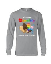 LGBT- Ice Cream Long Sleeve Tee tile