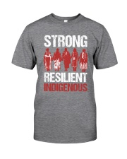 Native- Strong Resilient IndigenousV2 Classic T-Shirt tile