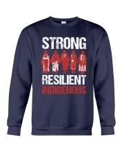 Native- Strong Resilient IndigenousV2 Crewneck Sweatshirt tile