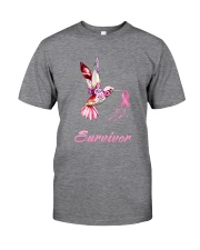 Breast Cancer Survive Classic T-Shirt tile