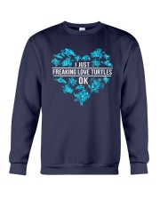Turtle Love Crewneck Sweatshirt thumbnail