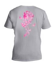 Bc - Sk Never Give Up 2 Sides V-Neck T-Shirt tile