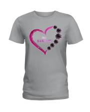 Breast Cancer - Be Strong Ladies T-Shirt thumbnail
