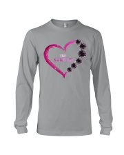 Breast Cancer - Be Strong Long Sleeve Tee thumbnail