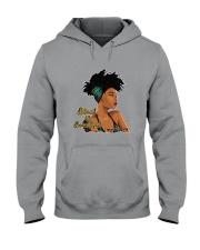 Black Is Beautiful 2 Sides Hooded Sweatshirt thumbnail