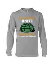 Turtle - Introvert Unite Long Sleeve Tee tile