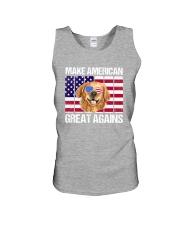 Dog - Make America Great Again Unisex Tank thumbnail