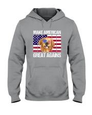 Dog - Make America Great Again Hooded Sweatshirt thumbnail