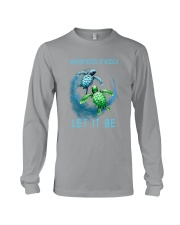 Turtle Let It Be Long Sleeve Tee thumbnail