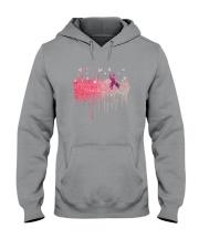Breast Cancer Pink Hooded Sweatshirt thumbnail