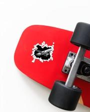 Air Plane Crack Sticker - Single (Vertical) aos-sticker-single-vertical-lifestyle-front-23