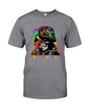 LGBT Skull Love Is A Battlefield Classic T-Shirt tile