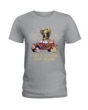 Bug Elephant Hippie - I Got A Peace Ladies T-Shirt thumbnail