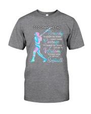 Softball God Grant Me The Senerity Classic T-Shirt tile