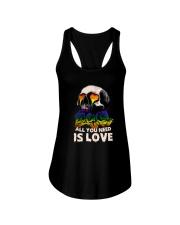 Sk Lgbt - All I Need Is Love Ladies Flowy Tank tile