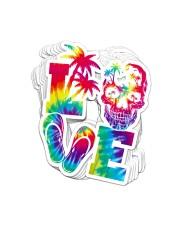 Love Skull Sticker Sticker - 10 pack (Vertical) front