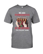 Native-Native Granddaughters Classic T-Shirt tile