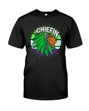 Native - Chiefin Classic T-Shirt front